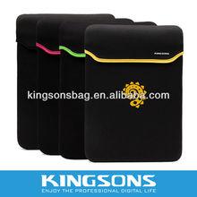 Multifunction neoprene sleeve bag for ipad and laptop KS6191V