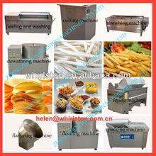 automatic potato chips/french fries machine