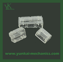 Transparent plastic case,high precision and good quality, plastic injection moulding