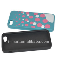 for iPhone 5 speckle silicone cover