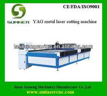 Sheet Metal YAG Laser Cutting Machine Price