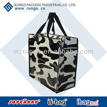 enormous reusable shopping with zipper bags