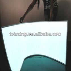 High Brightness el light sheet