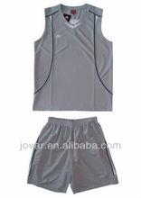 9 colors way Jovar Basic Blank Teamsport Professional Basketball Uniform