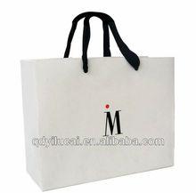 white big kraft paper bag