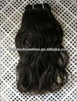 AAAA grade no shedding 100% virgin remy Malaysian hair weave