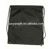 Basic Cinch Sack Drawstring Pack Tote Promotional Bag