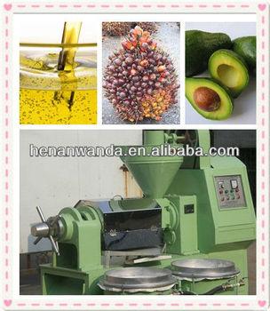 hot sale palm fruit/perilla oil press with CE