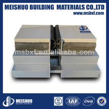 Jiangsu allway bearing metal floor covers/bridge expansion joint types