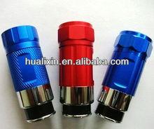 mini popular gift 0.5W 12 V LED bulb Car Cigarette Rechargeable/Car Flashlight