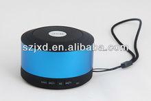 Mini Bluetooth Speaker with FM Radio, Support TF Card