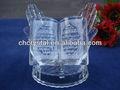 Crystal alcorão islâmico e árabe quadro fram, decorativa islâmica alcorão mh-l0288 cristal