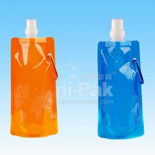 plastic bag water