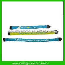 Polyester woven wristband
