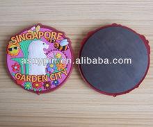 3D tourist or travel souvenir fridge magnet