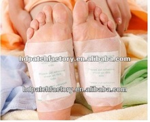2013 original detox slimming foot patch