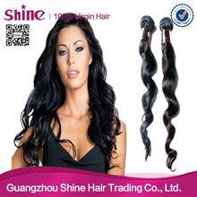 100%Grade AAAA Virgin 4A Brazilian Hair Weft brazilian hair treatment reviews