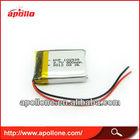 small ge power lipo battery102535 800mah