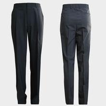 Cintura ajustable pantalones de hombre