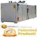 de alta frecuencia de calentamiento dieléctrico y deshidratación al vacío maquinariaparalamadera