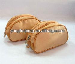 Yellow nylon clutch ziplock cheap ladies wallets