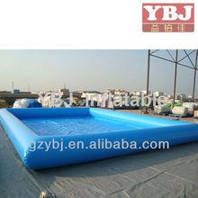 best hot sale large inflatable pool /inflatable pool rental