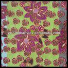 Flora Traditional Indonesian Bali 100% Cotton Batik Fabric