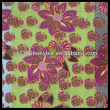 Flora Traditional Indonesian Bali 100% Cotton Batik Fabric