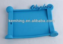 Hot Cute Silicone Case for iPad mini soft silicon rubber case for iPad mini