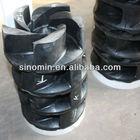 AH series rubber slurry pump parts