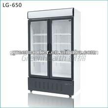 beverage cooler/commercial refrigerator/coke refrigerators OEM factory china