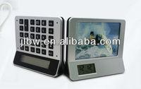 12 Digital Calculator With digital Photo Frame
