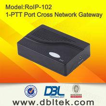 DBL VoIP Cross-network gateway RoIP102/ Internet Radio Receiver