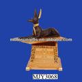 antigo artesanal personalizado resina escultura egípcia