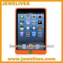 New coming Flexible Silicone Case for iPad Mini