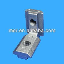 fastener of aluminium profile accessories amp connector rf connector terminal connector