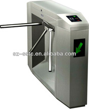 security smart high quality stainless steel sale well design access control tripod turnstile gate