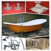 sell senior grade antique cast iron bathtub/porcelain enamel bathtub