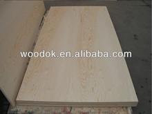 Blanc bois ply bois de pin pin parquet avec le meilleur prix et de haute qualité de shandong usine