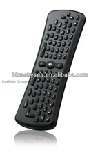 2.4G Wireless Mini 3D Gyroscope Anti-shake Air Mouse Keyboard For Andriod TV PC