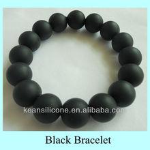 Silicon fashion jewelry bracelets/Jewelry accessories 2012
