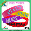 Wholesale Fashion Pretty Silicone Paypal Wristband Manufacturer