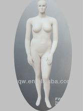 Plus size fat women mannequin fashion in Afrcia FW01