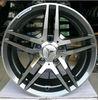 high quality 17 18 inch customed replica alloy wheel rim for car