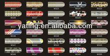 2015 fashion nail decoration/ Nail sticker / nail polish / nail art