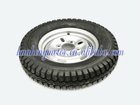 Three Wheel Motorcycle, Tricycle Spare Parts - Wheel and Tire