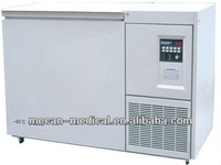 -40 to -152C Serials Laboratory Deep Freezer -86 Degree Chest Ultra Low Temperature Medical Freezer