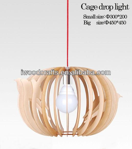 neues holz vogelk fig kronleuchter lampe leuchte iw cb005. Black Bedroom Furniture Sets. Home Design Ideas