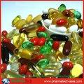 la salud tabletas y cápsulas