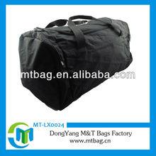 2014 fashion designer outdoor polyester square travel bag